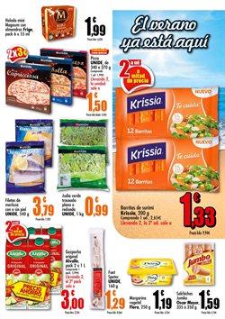 Ofertas de Pescado y marisco  en el folleto de Unide Supermercados en Madrid