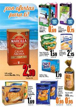 Ofertas de Galletas María  en el folleto de Unide Supermercados en Madrid