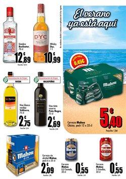 Ofertas de Mahou  en el folleto de Unide Supermercados en Móstoles