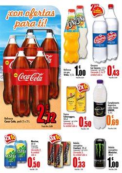 Ofertas de La Casera  en el folleto de Unide Supermercados en Madrid