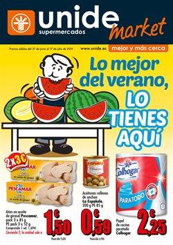 Ofertas de Unide Supermercados  en el folleto de San Cristobal de la Laguna (Tenerife)