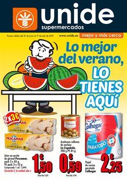 Ofertas de Hiper-Supermercados  en el folleto de Unide Supermercados en Mogán