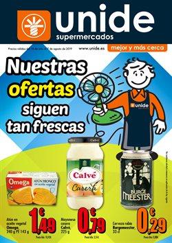 Ofertas de Unide Supermercados  en el folleto de Santa Lucía de Tirajana
