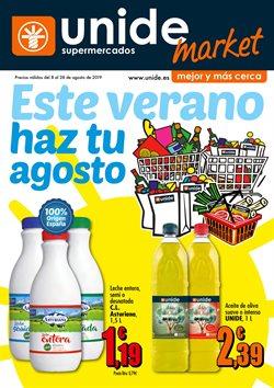 Ofertas de Unide Supermercados  en el folleto de Leganés