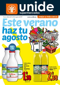 Ofertas de Hiper-Supermercados  en el folleto de Unide Supermercados en Durango