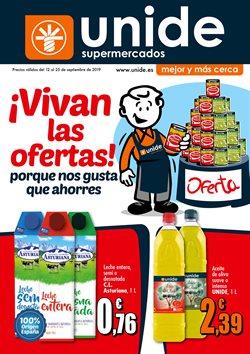 Ofertas de Unide Supermercados  en el folleto de Petrer