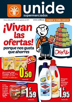 Ofertas de Unide Supermercados  en el folleto de Ingenio