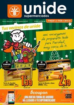 Ofertas de Unide Supermercados  en el folleto de Arroyomolinos