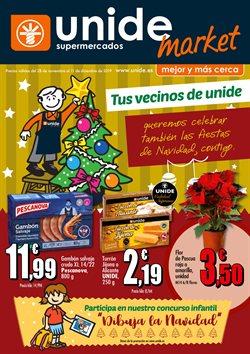 Ofertas de Unide Supermercados  en el folleto de Getafe