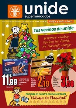 Ofertas de Unide Supermercados  en el folleto de Getxo