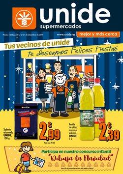 Ofertas de Hiper-Supermercados  en el folleto de Unide Supermercados en Xirivella