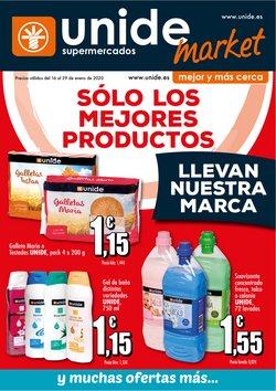 Ofertas de Hiper-Supermercados  en el folleto de Unide Supermercados en Santa María de Guía de Gran Canaria