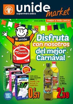 Cat谩logo Unide Supermercados ( 5 d铆as m谩s)
