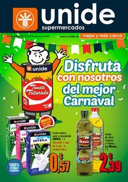 Ofertas de Hiper-Supermercados en el catálogo de Unide Supermercados en Arnedo ( 3 días más )
