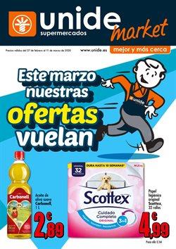 Cat谩logo Unide Supermercados ( Publicado hoy)