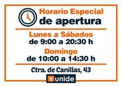Cat谩logo Unide Supermercados ( 8 d铆as m谩s)