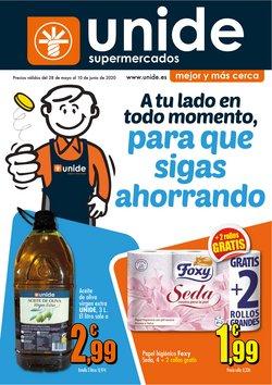 Ofertas de Hiper-Supermercados en el catálogo de Unide Supermercados en Getafe ( 6 días más )