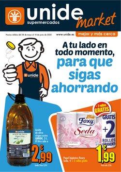 Ofertas de Hiper-Supermercados en el catálogo de Unide Supermercados en Guadalajara ( 3 días más )