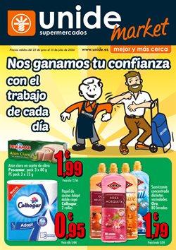 Ofertas de Hiper-Supermercados en el catálogo de Unide Supermercados en Santa Lucía de Tirajana ( 7 días más )