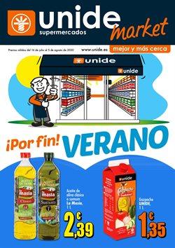 Catálogo Unide Supermercados en Fuenlabrada ( Caduca mañana )
