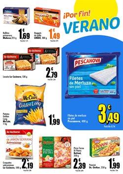 Ofertas de Filetes de merluza en Unide Supermercados