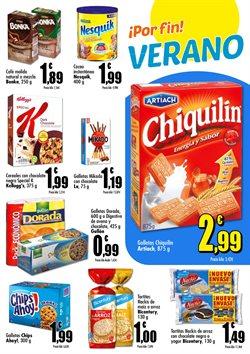 Ofertas de Gullón en Unide Supermercados