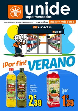 Catálogo Unide Supermercados en Molina de Segura ( Caduca hoy )