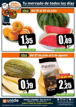 Ofertas de Elpozo en Unide Supermercados