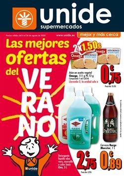 Ofertas de Hiper-Supermercados en el catálogo de Unide Supermercados en Santa Cruz de Tenerife ( 15 días más )