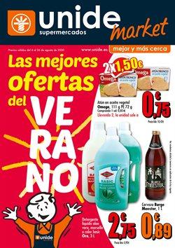Catálogo Unide Supermercados en Las Palmas de Gran Canaria ( 2 días publicado )