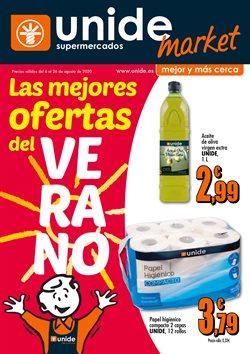Catálogo Unide Supermercados en Pozuelo de Alarcón ( 15 días más )