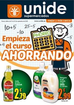 Catálogo Unide Supermercados en Viana ( 3 días más )