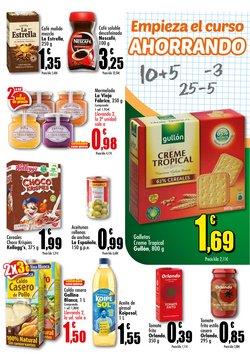 Ofertas de Café molido en Unide Supermercados
