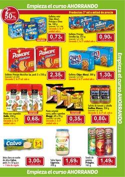 Ofertas de Galletas rellenas de chocolate en Unide Supermercados