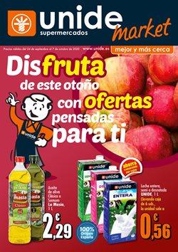 Catálogo Unide Supermercados en Santa Pola ( Publicado hoy )