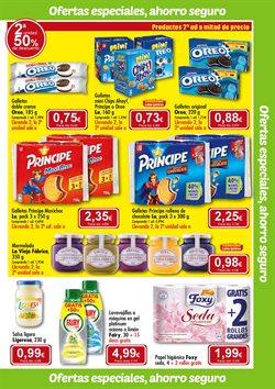 Ofertas de Galletas Príncipe en Unide Supermercados