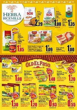 Ofertas de Fajitas en Unide Supermercados