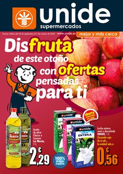 Catálogo Unide Supermercados en Alcobendas ( 2 días publicado )
