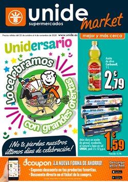 Ofertas de Aceite de girasol en Unide Supermercados