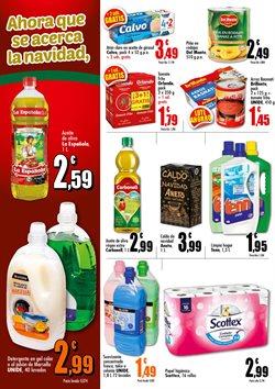 Ofertas de Scottex en Unide Supermercados