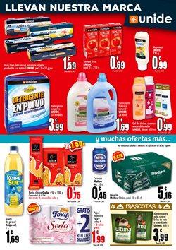 Ofertas de Foxy en Unide Supermercados