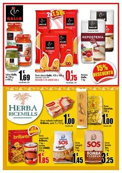 Ofertas de Arroz integral en Unide Supermercados