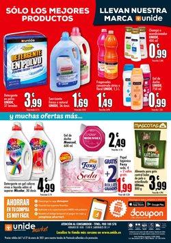 Ofertas de Contenedor en Unide Supermercados