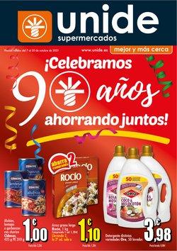 Ofertas de Hiper-Supermercados en el catálogo de Unide Supermercados ( 2 días más)