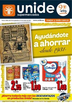 Ofertas de Unide Supermercados en el catálogo de Unide Supermercados ( 8 días más)