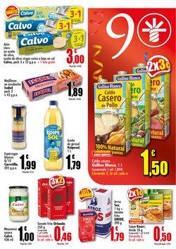 Ofertas de Isabel en el catálogo de Unide Supermercados ( Caduca mañana)