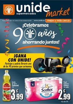 Ofertas de Hiper-Supermercados en el catálogo de Unide Supermercados ( 6 días más)