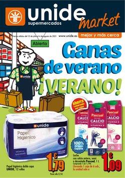 Ofertas de Hiper-Supermercados en el catálogo de Unide Supermercados ( Caduca hoy)