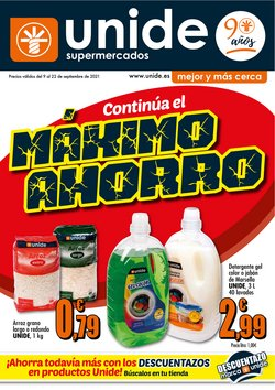Catálogo Unide Supermercados ( 6 días más)