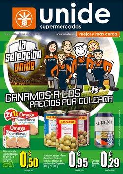 Catálogo Unide Supermercados ( 5 días más)
